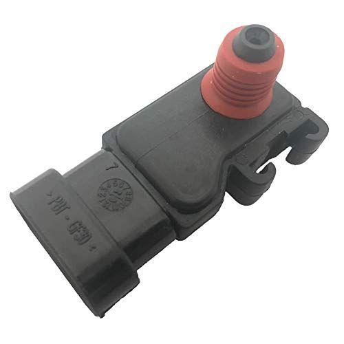 Manifold Absolute Air Pressure Map Sensor 16212460 12614970 213-331 12575837 8126149700 Fits Buick Cadillac Chevrolet Chevy Pontiac GMC GM Isuzu Saturn Saab Hummer Honda