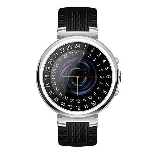 luofeisi Regalo electrónico Pulsera Inteligente Color de Moda Pulsera Impermeable Reloj Unisex con Doble posicionamiento por satélite Beidou GPS + Reloj de monitoreo de Salud