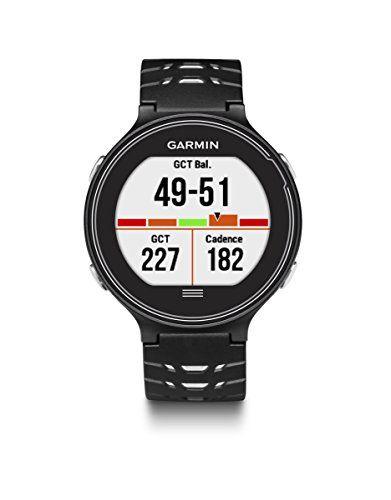 Garmin Forerunner 630 Reloj GPS para correr Negro