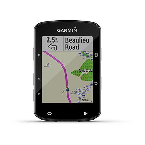 Garmin Edge 520 Plus Ciclocomputador 2.3'' para Bici GPS Glonass Galileo Altímetro Barométrico Acelerometro