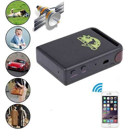 YUANNIN Mini Vehicle GSM GPRS GPS Tracker or Car Vehicle Tracking Locator Device TK102B