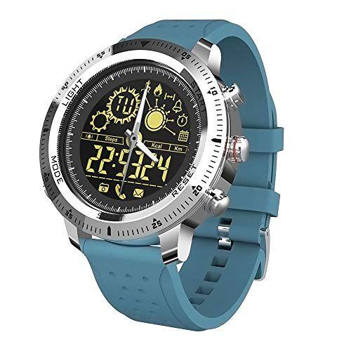 luofeisi Moda Reloj Inteligente posicionamiento por satélite Beidou GPS + Reloj de monitoreo de Salud Dual Reloj Universal para Hombres y Mujeres Reloj Inteligente a Prueba de Agua