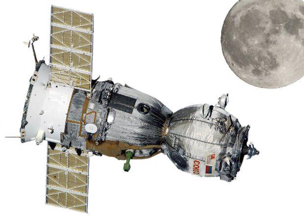 Definición de un satélite artificial