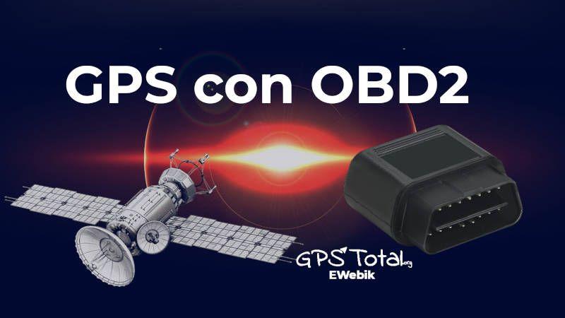 Los mejores localizadores GPS con OBD2