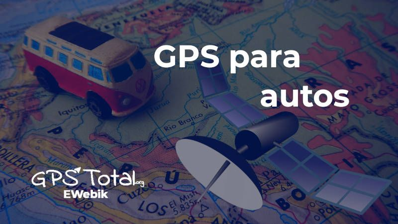Mejores GPS para auto
