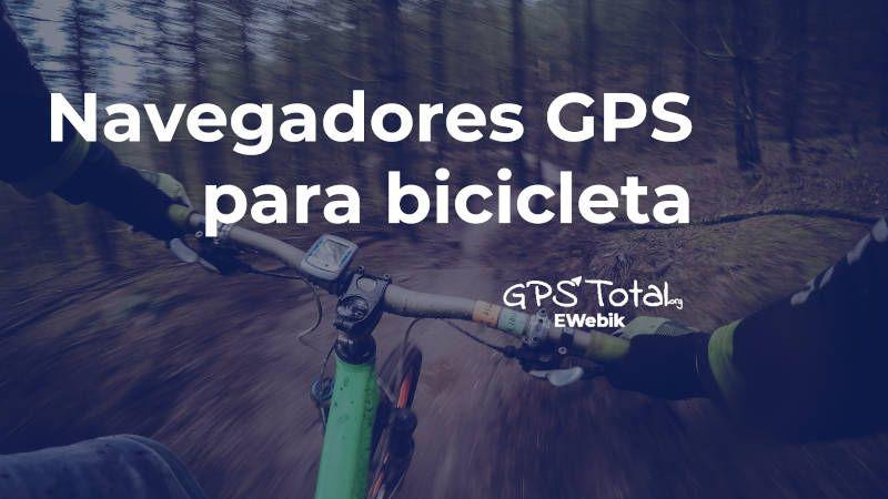 Los mejores navegadores GPS para bicicleta