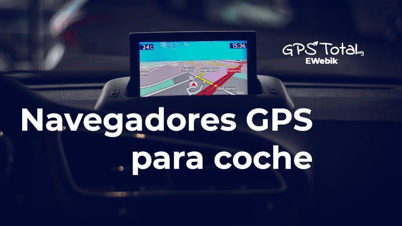 Navegadores GPS para coche