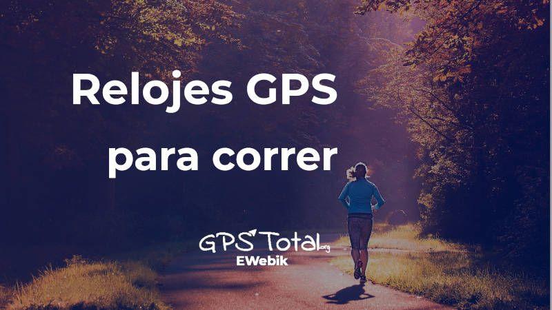 Relojes con GPS para correr