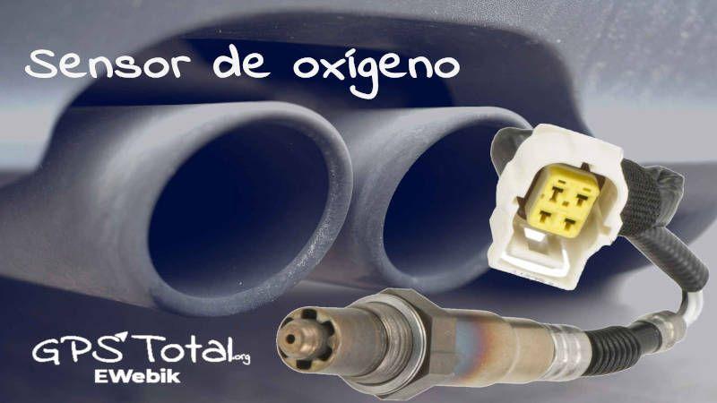 sensor de oxígeno o2