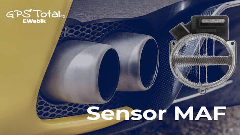 ¿Qué es el sensor MAF? Sensor de flujo de masa de aire