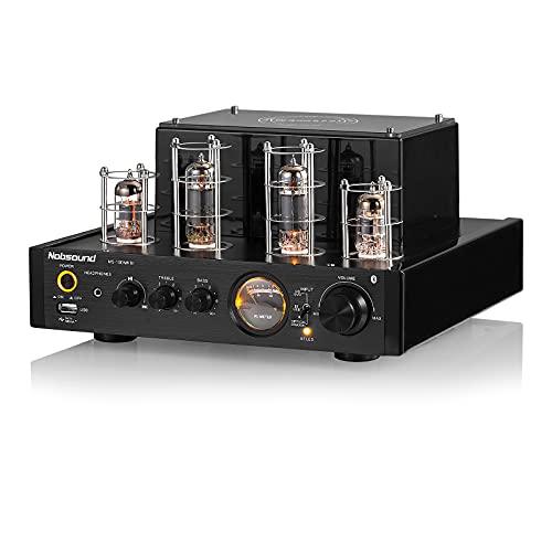 Nobsound® MS-10D híbrido Amplificador de Tubo Amplificador de Potencia de excelente Sonido para Alta fidelidad 110 V