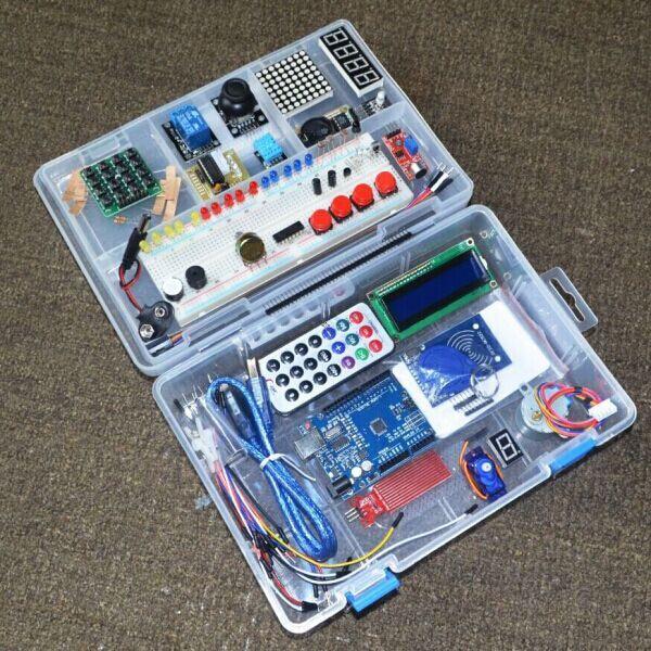 Kit de iniciación RFID para Arduino UNO R3