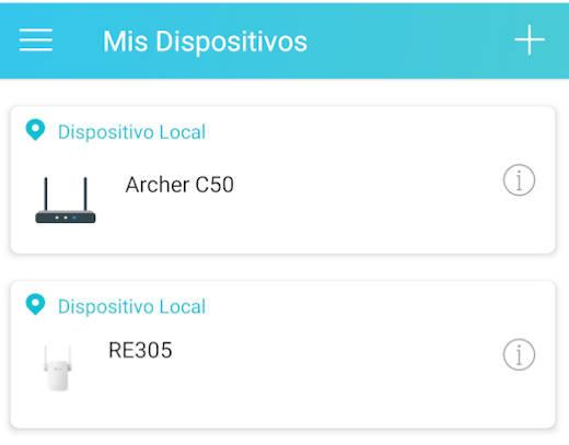 Configuración amplificador wifi RE305 paso 1