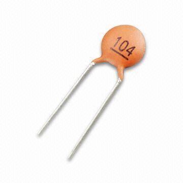 Capacitor de cerámica 104