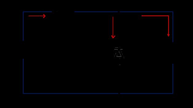 Circuito ejemplo diodo zener