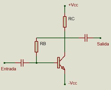 Polarización por contrarreacción de voltaje.