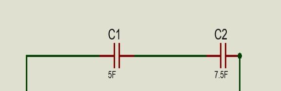 Reducción 2 de capacitores mixto