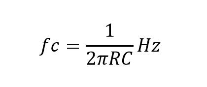 Formula de la frecuencia