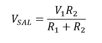 Formula voltaje equivalente