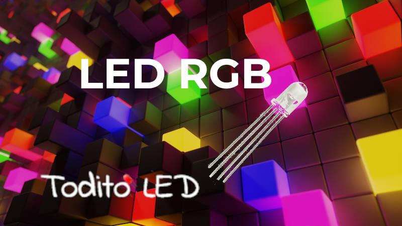 LED RGB: ¿Qué es y cómo funciona?
