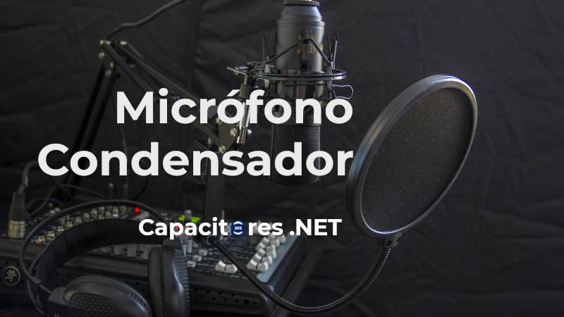 Mejores micrófonos condensadores