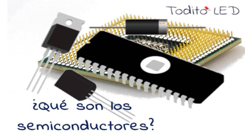 Semiconductores, ¿Por qué no son ni conductores ni aislantes?