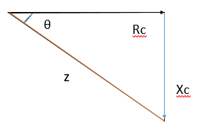 Triangulo de impedancia