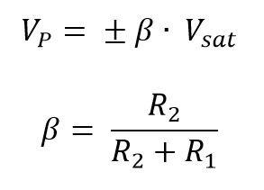 Voltaje P Vp segunda forma de calcularlo
