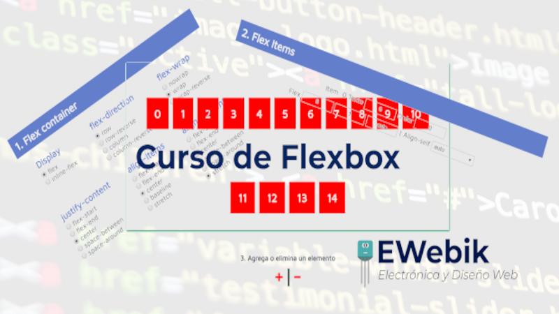Curso gratuito de flexbox
