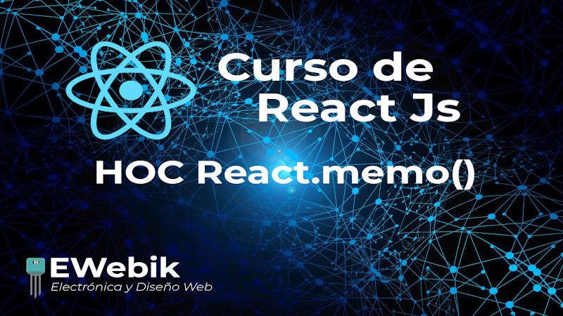 Memorizar componentes a través de React.memo en React.js